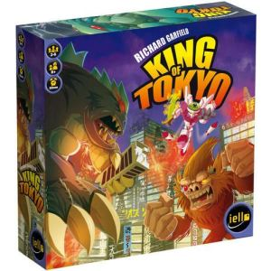 Iello King of Tokyo : extension Power Up