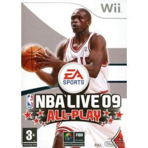 NBA Live 09 [Wii]
