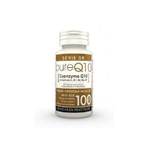 LT Labo Coenzyme Pure Q10 Série Or 100mg - 30 gélules