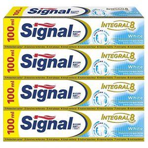Signal Intégral 8 White - dentifrice 100 ml