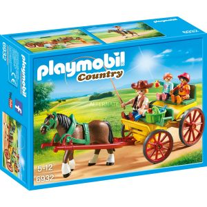 Playmobil 6935 Country - Calèche avec attelage