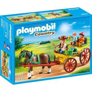 Playmobil 6935 Country - Calèche avec attelage