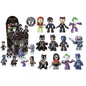 Funko Mini figurine Batman Arkham Games (modèle aléatoire)