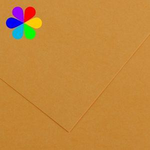 Canson 200040031 - Feuille Iris Vivaldi A4 120g/m², coloris cuir 32