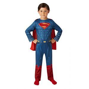 Déguisement cl ique Superman Justice League garçon 3 à 4 ans (90 à 104 cm)