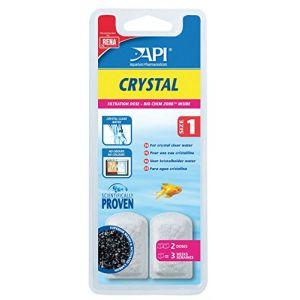 API Fishcare API Crystal taille size 1 x2