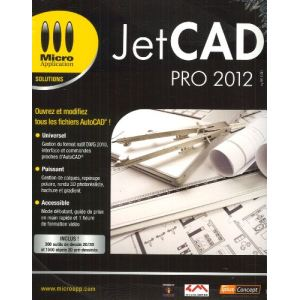 JetCAD Pro 2012 pour Windows
