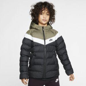 Nike Veste en garnissage synthétique Sportswear Garçon - Noir - Taille XS