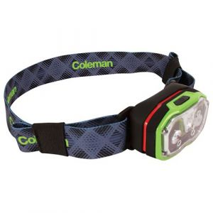 Coleman CXS+ 300 Lithium Ion Lampe frontale Lampes frontales