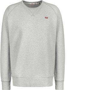 Levi's Original Hm Icon Crew sweat Hommes gris chiné T. S