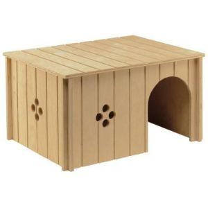 Ferplast Sin 4647 - Maison en bois XL