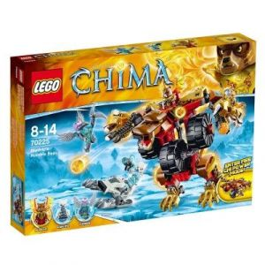 Lego 70225 - Legends of Chima : L'Ours de Bladvic