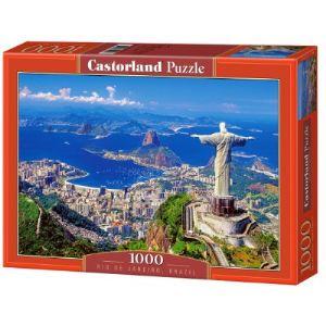 Castorland Puzzle Rio de Janeiro, Brésil 1000 pièces