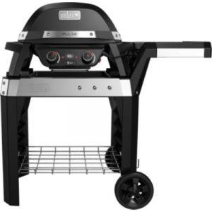 Weber Pulse 2000 - Barbecue électrique avec chariot