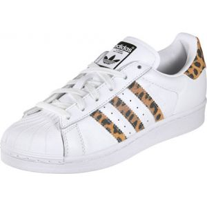 Adidas Superstar W White Supplier Colour Black 39