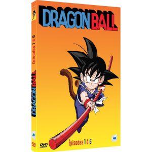 Dragon Ball - Saison 1 vol. 1
