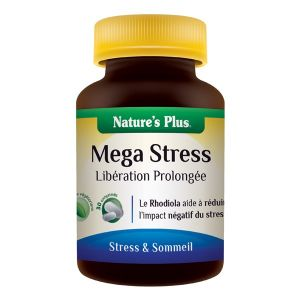 Nature's Plus Mega-stress - 30 comprimés