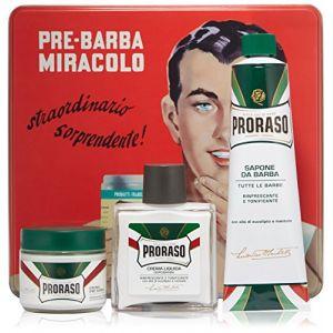 Proraso Coffret cadeau rasage homme Gino