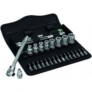 "Wera Set de vissage 8100 SA 8 Zyklop 05004018001 1/4"" (6.3 mm) 5 - 13 mm"