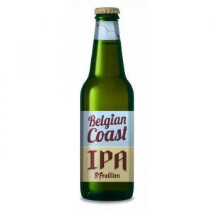 Brasserie St Feuillien Belgian Coast Ipa - Bière Blonde - 33 cl - 7.5 %