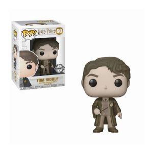 Funko Figurine Pop - Tom Riddle (B Et W) - Harry Potter (60) - Pop Movie - Exclusive - Fu31266