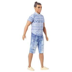 Mattel Ken Fashionistas Denim Aztèque