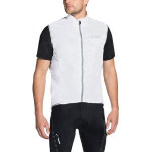 Vaude Air III - Gilet cyclisme Homme - blanc XXXL Gilets