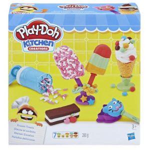 Play-Doh Pâte à modeler Les glaces