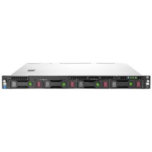 HP 777394-B21 - Serveur ProLiant DL60 Gen9 Entry 1U 2 voies Xeon E5-2603V3 1.6 GHz
