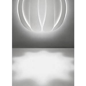 Led C4 Luminaire suspendu scandinave Angie D60 cm - Blanc