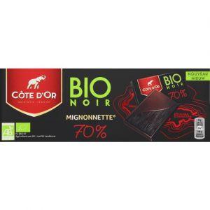 Côte d'Or Bio Noir - Mignonettes 70%