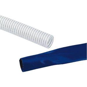 SDMO Kit tuyau pour motompes thermique 5 m d'aspiration et 25 m refoulement référence r11 : R11
