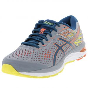 Asics Gel-Cumulus 21, Chaussures de Running Homme, Gris (Sheet Rock/Mako Blue 020), 42.5 EU