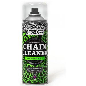 Muc-Off Muc Off - Muc Off Bio Chain Cleaner - nettoyant vélo taille 400 ml, rose