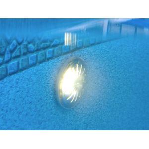 Gre Kit 2 projecteurs LED aimantés pour piscine hors-sol