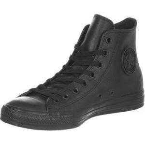 Converse Chuck Taylor Mono Lea Hi - Baskets Hautes - Mixte Adulte - Noir (Black Mono) - 38 EU