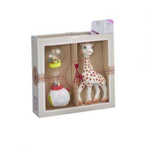 Vulli Coffret de naissance classique Sophie la Girafe