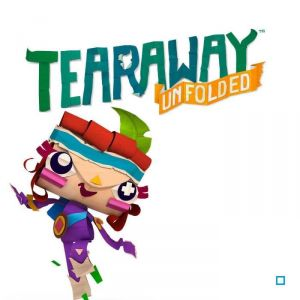 Tearaway Unfolded [PS4]