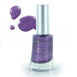 Couleur Caramel Vernis n°69  Violet nacré