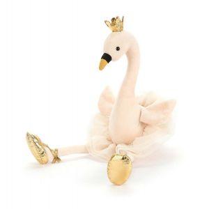 Jellycat Peluche Fancy Swan