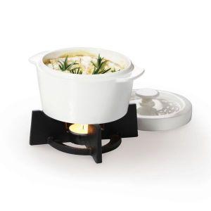 Boska Cassolette à fromage - D: 143 mm - Service à fondue, Raclette