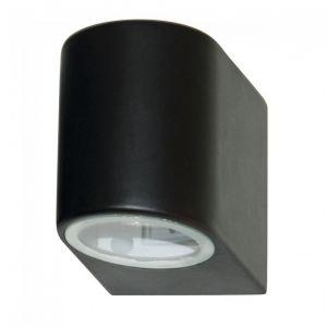 Searchlight Applique d'extérieur LED & Weranda (Gu10 Led) Ip44 1 lampe noir