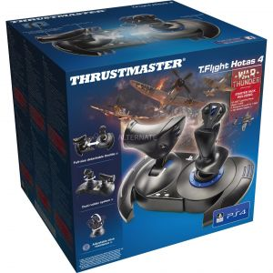 Image de ThrustMaster T.Flight Hotas 4 War Thunder Starter Pack (PS4/PC)