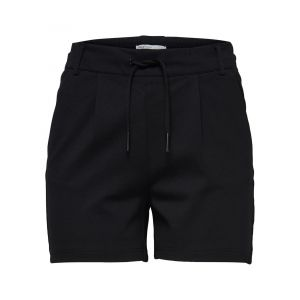 Only NOS Onlpoptrash Easy Shorts Noos, Short Femme, Noir (Black), 36 (Taille Fabricant: X-Small)
