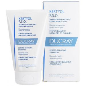 Ducray Kertyol P.S.O. - Shampooing Traitant Rééquilibrant - 200 ml