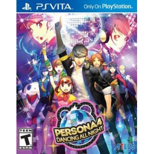 Persona 4 : Dancing All Nights [PS Vita]