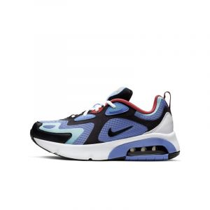 Nike Chaussure Air Max 200 pour Enfant plus âgé - Bleu - Taille 35.5 - Unisex