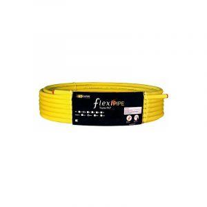 Clesse Tuyau annelé PLT - inox et pliable - DN 20 - 75 m - FlexiPipe