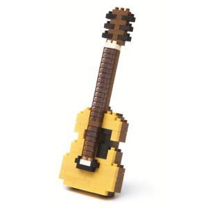 Kawada Nanoblock - Guitare acoustique