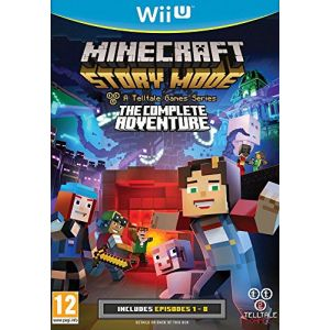 Minecraft : Story Mode - The Complete Adventure [Wii U]